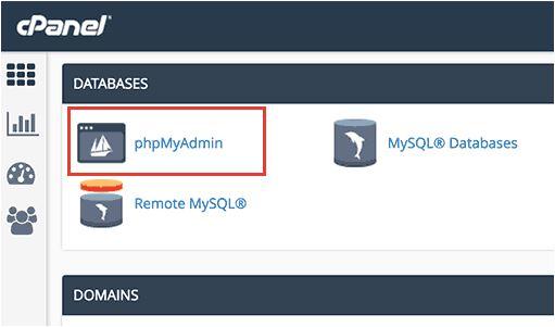 Tắt plugin wordpress trongphpmyadmin